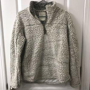 Thread & Supply Sherpa Pullover